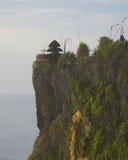 Tempiale di Uluwatu Fotografie Stock Libere da Diritti