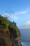 Tempiale di Uluwatu in Bali Immagine Stock