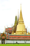 Tempiale di Wat Phra Kaew Immagini Stock