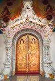 Tempiale di Wat Phra Singh in Chiang Mai, Tailandia Fotografia Stock