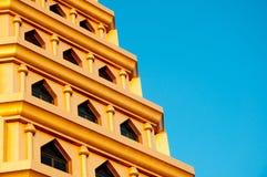 Tempiale dorato immagine stock libera da diritti