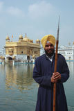 Tempiale dorato Amritsar Punjab India Immagine Stock Libera da Diritti