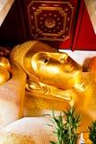 Tempiale dorato del Buddha Immagini Stock Libere da Diritti