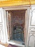 Tempiale dorato sikh Fotografie Stock Libere da Diritti