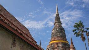 Tempiale e pagoda antichi Fotografie Stock Libere da Diritti