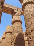 Tempiale egiziano Fotografie Stock