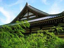 Tempiale giapponese Immagine Stock