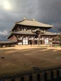 Tempiale giapponese Fotografie Stock Libere da Diritti
