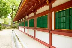 Tempiale giapponese immagine stock libera da diritti