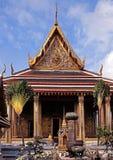 Tempiale, grande palazzo, Bangkok, Tailandia. Fotografia Stock Libera da Diritti