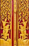 Tempiale in grande palazzo Bangkok Tailandia Immagini Stock Libere da Diritti