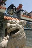 Tempiale Hong Kong di Hau dello stagno Immagini Stock
