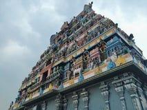 Tempiale indù Fotografia Stock Libera da Diritti