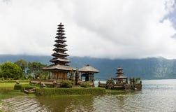 Tempiale indù in Bali immagini stock