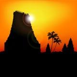 Tempiale, India Fotografie Stock Libere da Diritti
