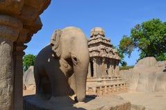 Tempiale in India Fotografia Stock