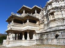 Tempiale Jain di fede Fotografia Stock