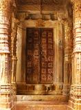 Tempiale in Jaisalmer, India del Jainist fotografie stock libere da diritti