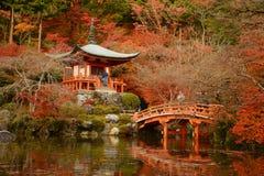 Tempiale a Kyoto Fotografia Stock Libera da Diritti
