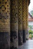 Tempiale @ Luang Prabang/Laos Fotografie Stock Libere da Diritti