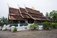 Tempiale @ Luang Prabang/Laos Immagine Stock