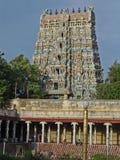 Tempiale Madura di Menakshi Fotografia Stock