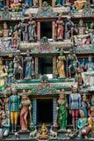 Tempiale mariamman di Sri Fotografia Stock Libera da Diritti