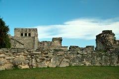 Tempiale Mayan Fotografie Stock