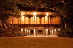 Tempiale Mayan Mystical fotografie stock