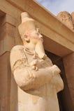 Tempiale mortuario della regina Hatshepsut Immagini Stock Libere da Diritti