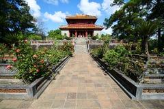 Tempiale nel Vietnam Immagini Stock Libere da Diritti