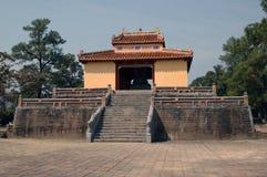 Tempiale nel Vietnam fotografia stock