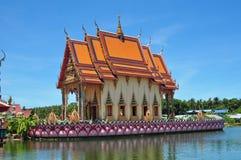Tempiale orientale immagine stock