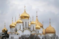 Tempiale ortodosso Fotografia Stock Libera da Diritti