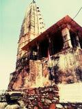 Tempiale storico Fotografia Stock Libera da Diritti