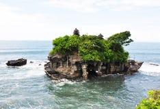 Tempiale su Bali Fotografie Stock Libere da Diritti