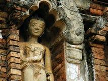Tempiale tailandese Fotografia Stock Libera da Diritti