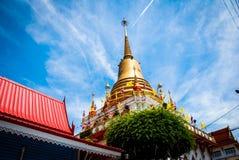 Tempiale tailandese Immagine Stock Libera da Diritti