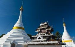 Tempiale tailandese nordico Immagine Stock