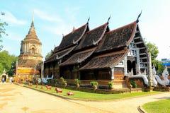 Tempiale tailandese in Tailandia immagine stock libera da diritti