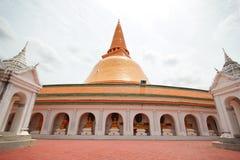 Tempiale in Tailandia fotografia stock