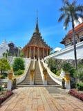 Tempiale in Tailandia Immagini Stock