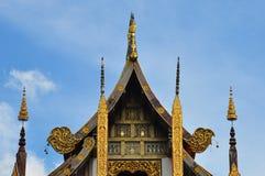 Tempiale Tailandia Fotografie Stock