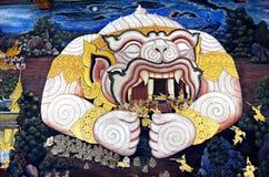 Tempiale Tailandia Fotografia Stock Libera da Diritti