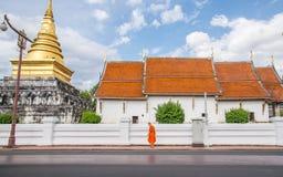 Tempiale in Tailandia immagine stock