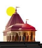 Tempiale, tempio Immagine Stock