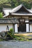 Tempiale tradizionale Fotografia Stock Libera da Diritti
