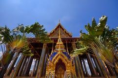 Tempiale verde smeraldo del buddha, grande palazzo, Bangkok Immagini Stock