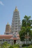 Tempiale vietnamita di stile in Tailandia Immagini Stock