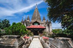 Tempie antiche e pagoda nella zona, nel punto di riferimento e nel popolare archeologici per le attrazioni turistiche e la destin fotografia stock libera da diritti